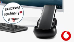 Galaxy S8 besonders günstig mit Tarif kaufen ©Samsung, Sparhandy, COMPUTER BILD