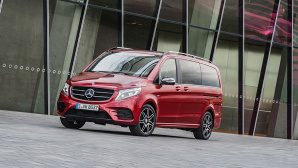 Mercedes-Benz V-Klasse ©Daimler AG