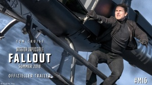 Mission Impossible 2018 Fallout © Paramount Pictures