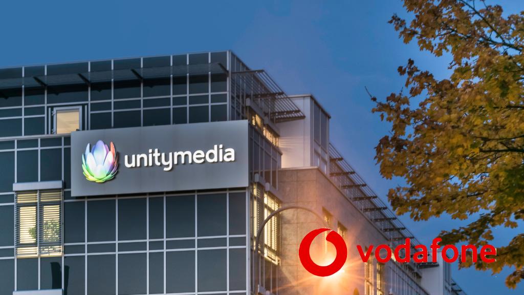 Unitymedia: Vodafone offenbar vor der Übernahme