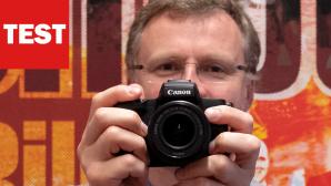 Canon EOS M50 ©COMPUTER BILD