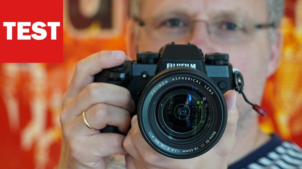 Fujifilm X-H1 ©COMPUTER BILD