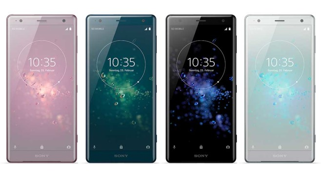 sony xperia xz2 test specs preis release computer bild. Black Bedroom Furniture Sets. Home Design Ideas