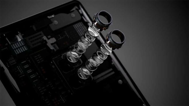 Sony Xperia XZ2 Premium mit Dual-Kamera ©Sony