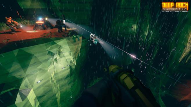 Deep Rock Galactic: Kleine Männer, große Geräte! ©Ghost Ship Games