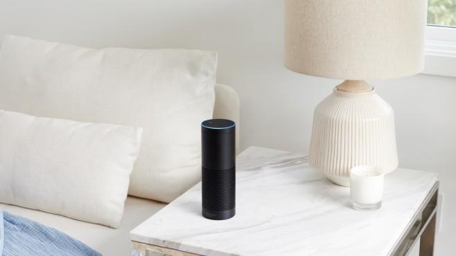 Amazon Echo Plus ©Amazon