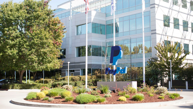 Paypal Headquarter © Paypal