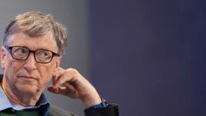 Bill Gates ©dpa Bildfunk