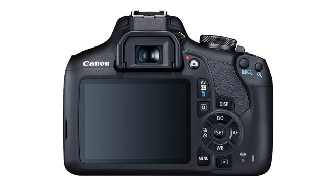 Canon EOS 2000D ©Canon