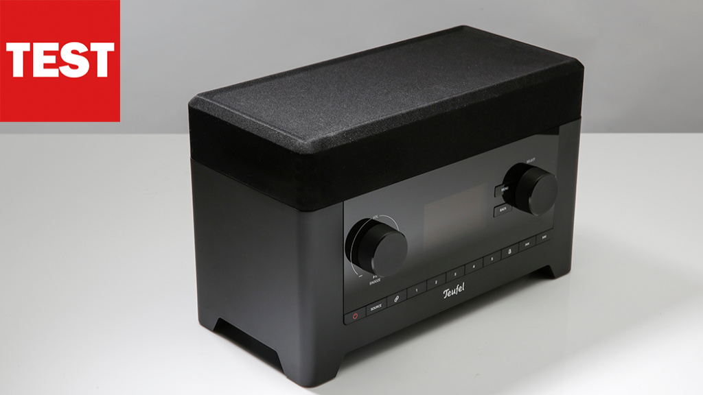 teufel radio 3sixty digitalradio im test audio video. Black Bedroom Furniture Sets. Home Design Ideas