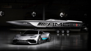 AMG Project One © Daimler AG