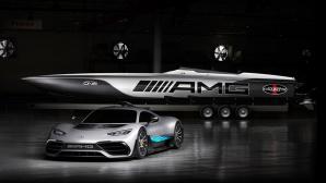 AMG Project One ©Daimler AG