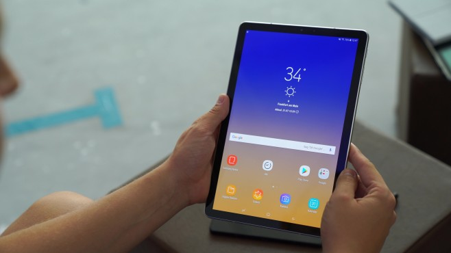 samsung galaxy tab s4 test preis release computer bild. Black Bedroom Furniture Sets. Home Design Ideas