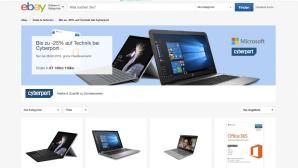 Ebay-Angebote ©COMPUTER BILD