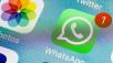 WhatsApp-Icon mit Benachrichtigung ©©istock.com/bombuscreative
