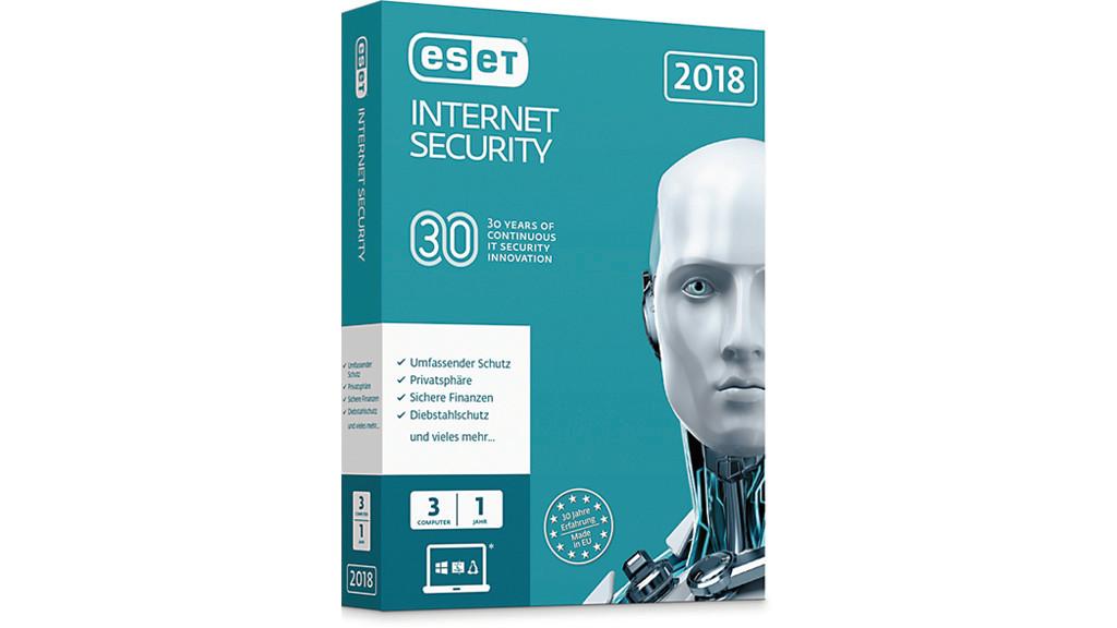 Eset Internet Security 2018 ©Eset