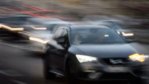 Autos im Verkehr ©dpa Bildfunk
