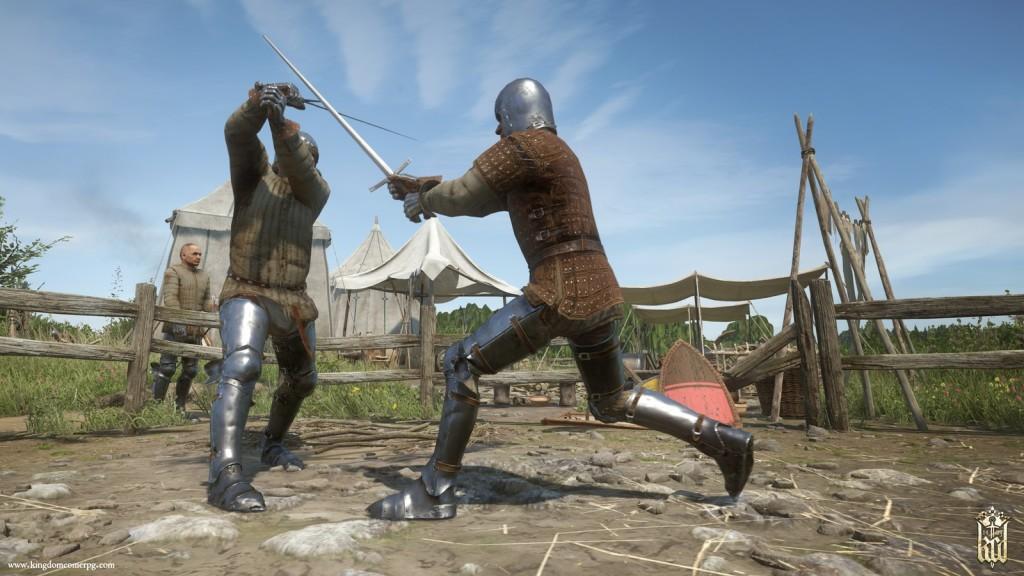 Screenshot Kingdom Come - Deliverance: Heinrich und Tobias ©Warhorse Studios