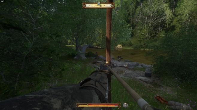 Screenshot Kingdom Come - Deliverance: Kutte©Warhorse Studios
