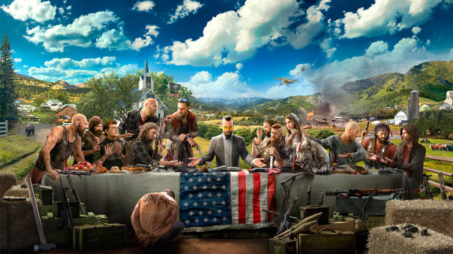 Far Cry 5 © Ubisoft