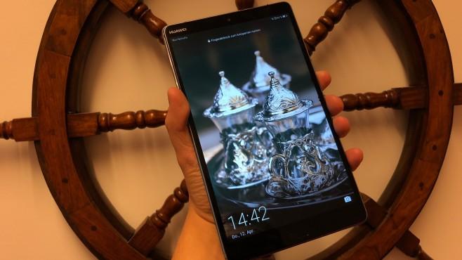Huawei MediaPad M5 ©COMPUTER BILD