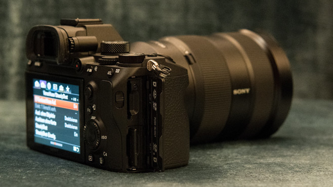 Sony Alpha 7 III ©COMPUTER BILD