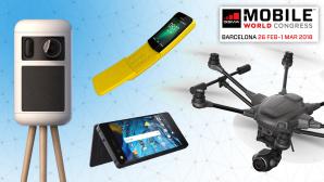 MWC-Highlights 2018: Die besten Gadgets ©COMPUTER BILD, Nokia, Yuneec, TZE, Broomx