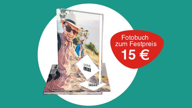 Fotobuch-Festpreis-Wochen bei PixelNet ©Pixelnet