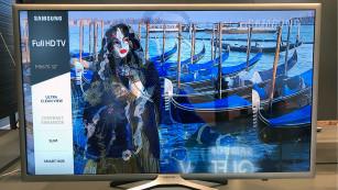 Samsung 32N5670: Full-HD-Modell ©COMPUTER BILD