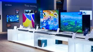 Samsung-Fernseher 2018 ©Samsung