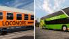 Bus und Zug ©Flixbus/Locomore