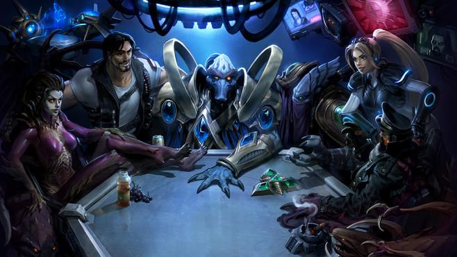Starcraft Anniversary ©Blizzard