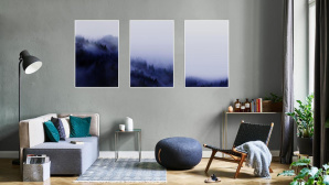 Misty Mountain Triples ©Juniqe.de