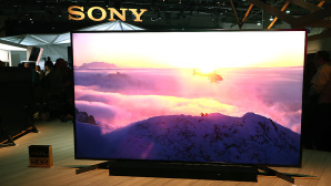 Sony 4K Fernseher XF8505 HDR ©COMPUTER BILD