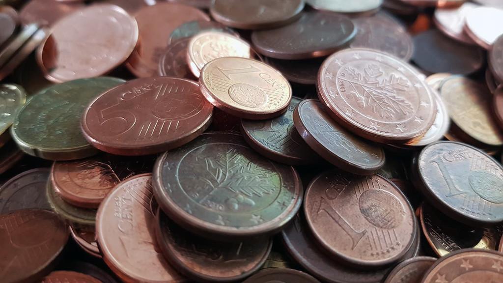 eintauschen von deutsche mark münzen wert