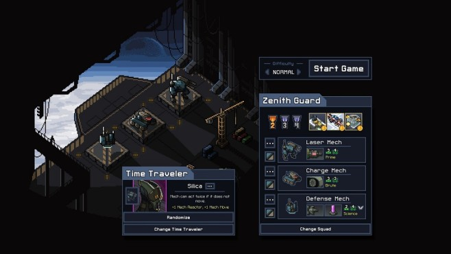 Into the Breach Setup © Subset Games