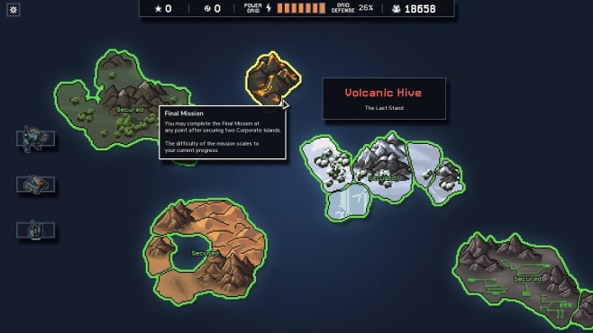 Into the Breach Spielwelt © Subset Games