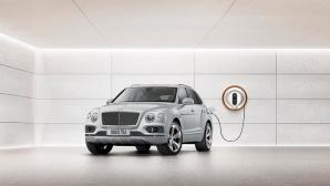 Bentley Bentayga Hybrid ©Bentley