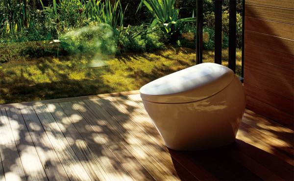 Hightech-Lokus: Diese Toilette kostet 11.000 US-Dollar ©Toto