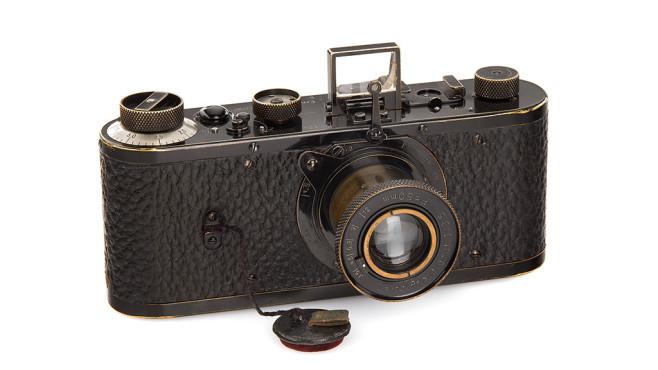 Leica 0-Serie ©WestLicht