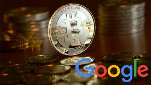 Bitcoin-M�nze ©Google, dpa-Bildfunk