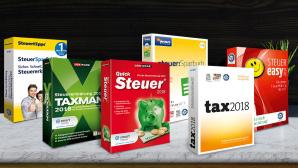 Steuererklärung 2018: Steuerspar-Programme im Test Die Qual der Wahl? Nein, denn COMPUTER BILD zeigt, mit welchem Programm Sie am einfachsten und zuverlässigsten Steuern sparen. ©iStock.com/BongkarnThanyaki