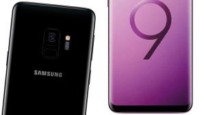 Samsung Galaxy S9 mit Tarif ©Samsung
