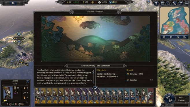 Total War Saga – Thrones of Britannia: Saga © Sega/Creative Assembly