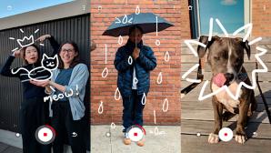 Google-AR-App Just a Line ©Google