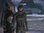 Mass Effect: Während Ihres Abenteuers schließen sich Ihnen bis zu zwei Gefährten an.