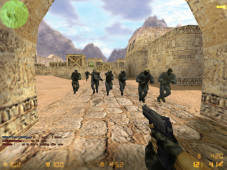 Das Spiel Counterstrike geh�rt zu den umstrittenen Titeln, die f�r zunehmende Gewalt unter Jugendlichen mit verantwortlich gemacht werden.