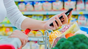 Tracking im Supermarkt ©iStock.com/baona