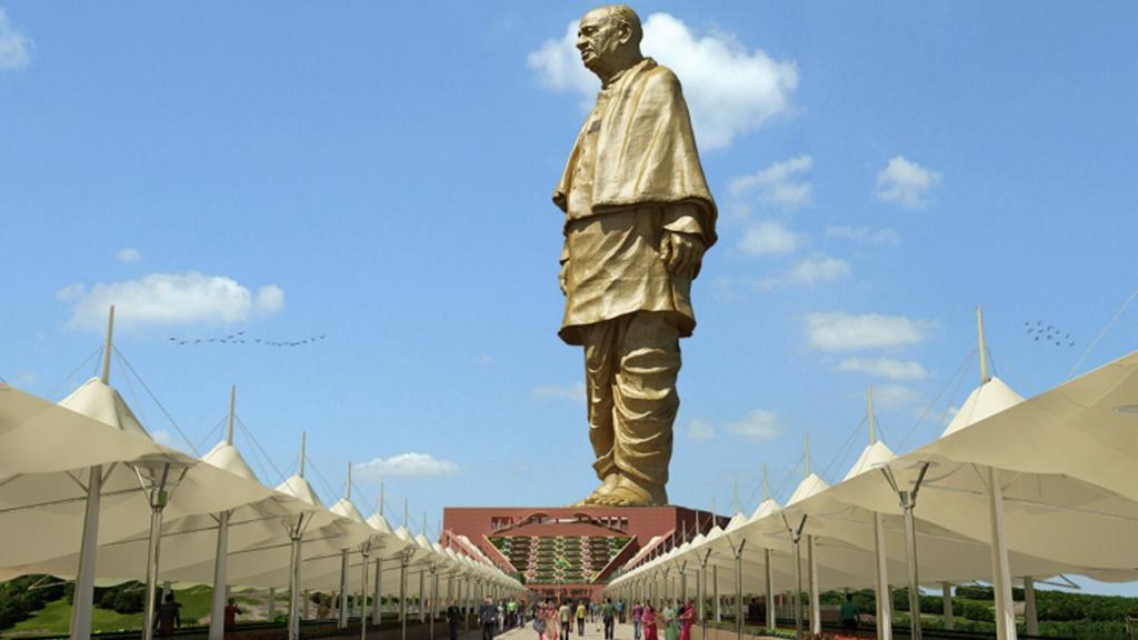 183 Meter: Diese Statue ist einfach gigantisch!