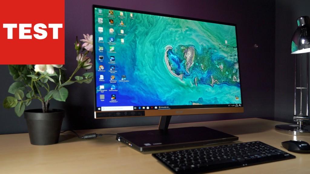 Acer Aspire S24: Schlanker All-in-One-PC im Test
